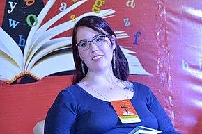Luisa Geisler escritora brasileira