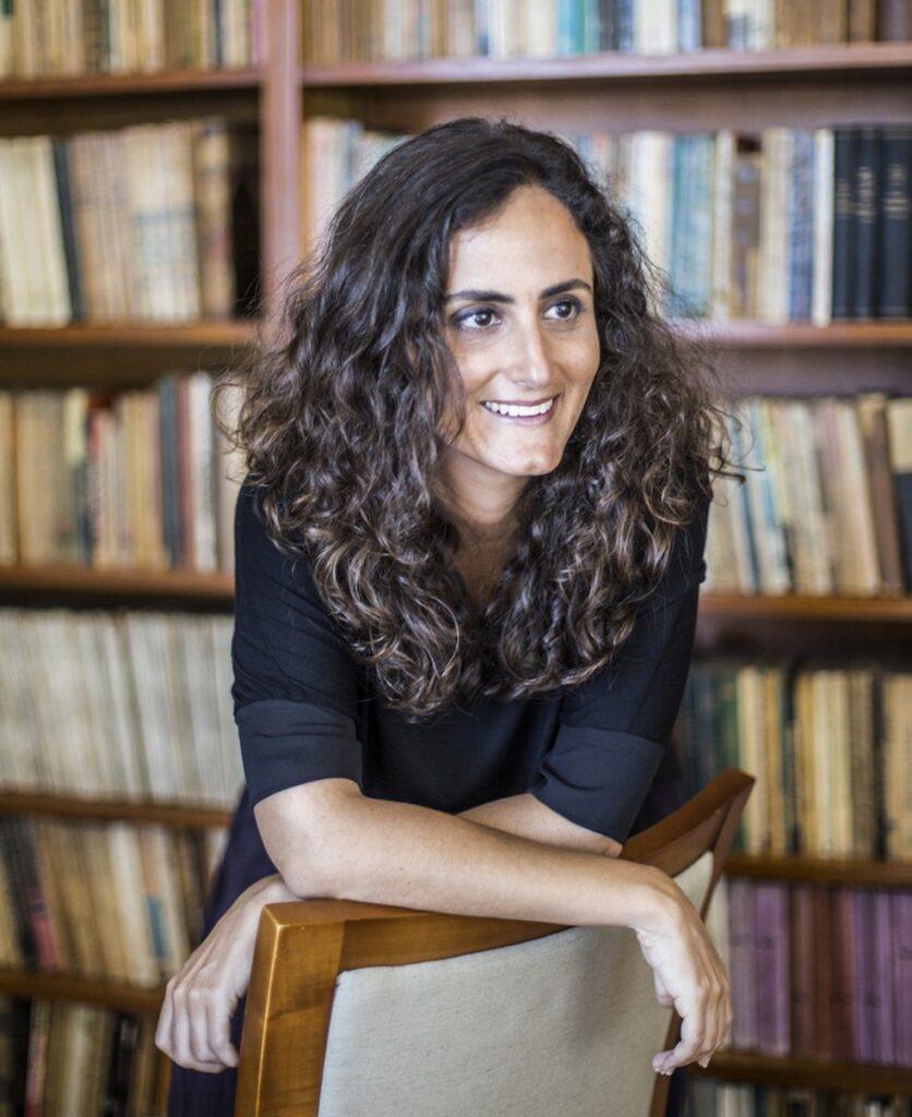 Tatiana Salem Levy escritora brasileira