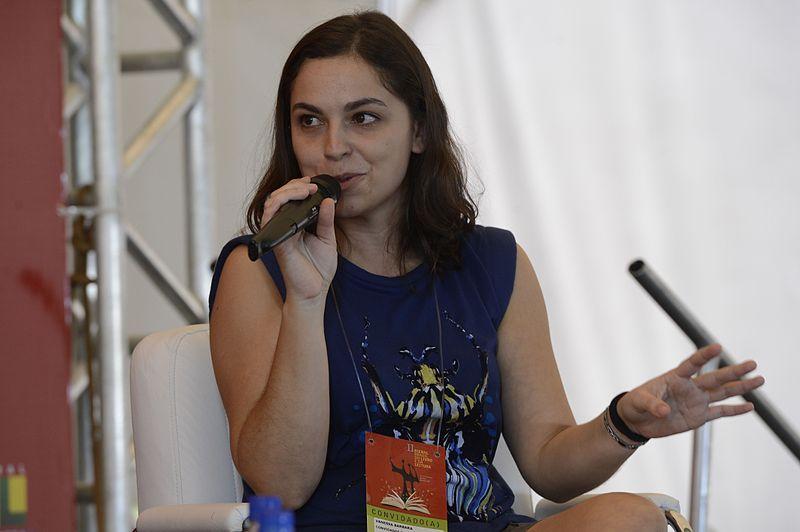 Vanessa Barbara Escritora Brasileira