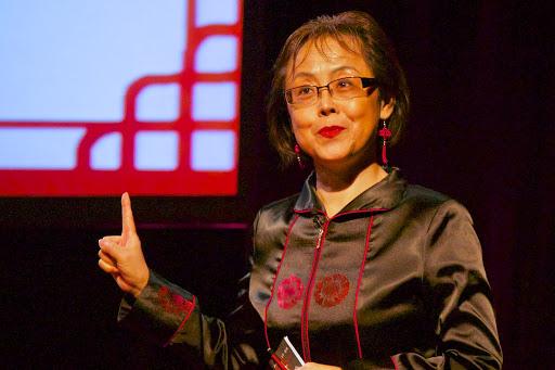 Xinran  literatura asiática