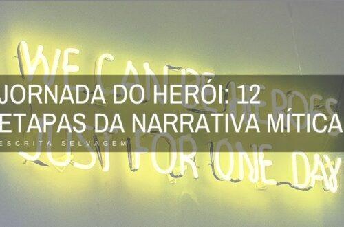 jornada do heroi 12 etapas da narrativa mítica