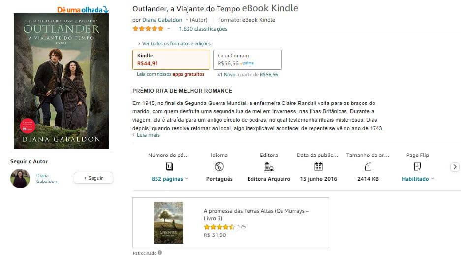 Guia para KDP |  Produtos patrocinados na loja Kindle