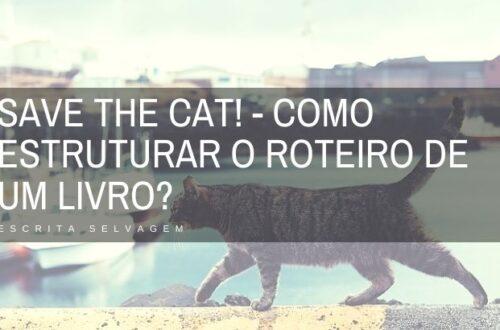 save the cat como estruturar roteiro de um livro