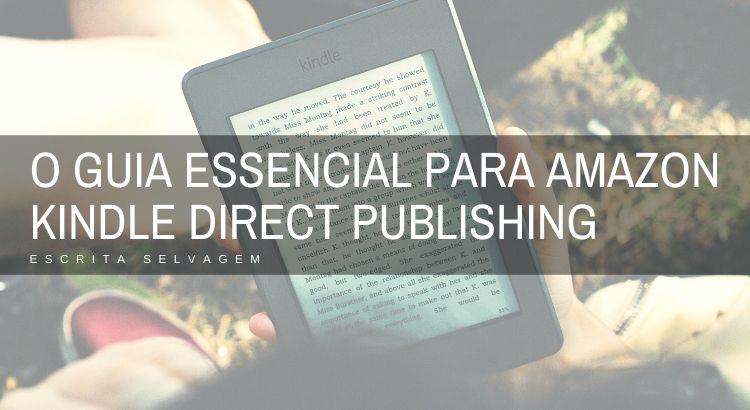 guia amazon kindle direct publishing